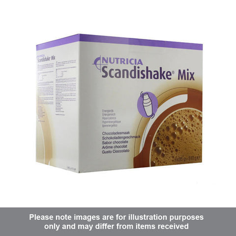 Scandishake Mix Chocolate Flavour 85g Pack of 6