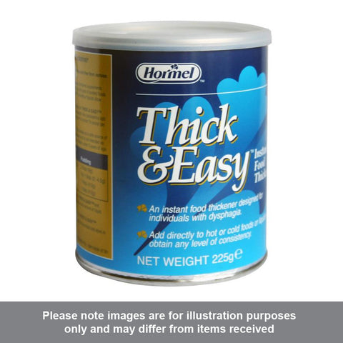Thick & Easy Instant Food Thickener 225g Tin