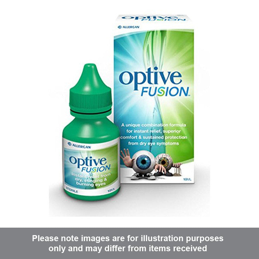 Optive Fusion Eye Drops - Pharmacy4Life