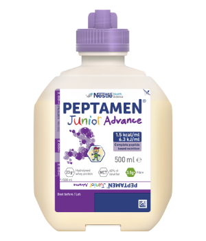 Peptamen® Junior Advance 500ml SmartFlex Bottle