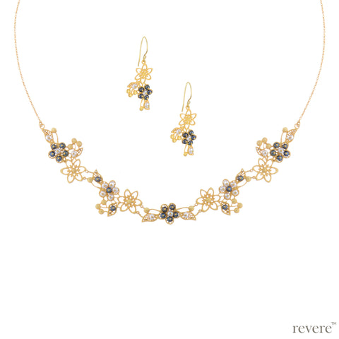 Sumana Necklace Set