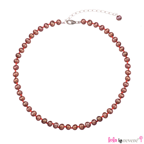 Sanguine Necklace