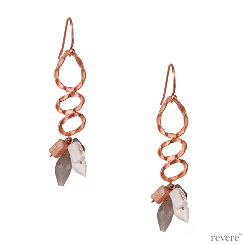 Rose Gold Sterling Silver
