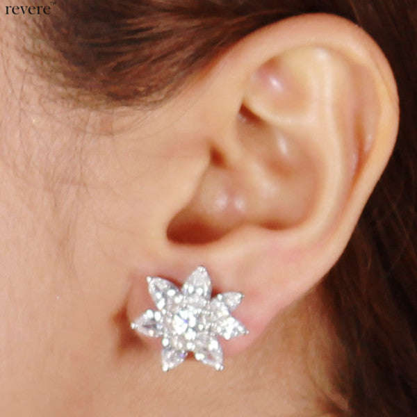 Swarovski CZ Earrings