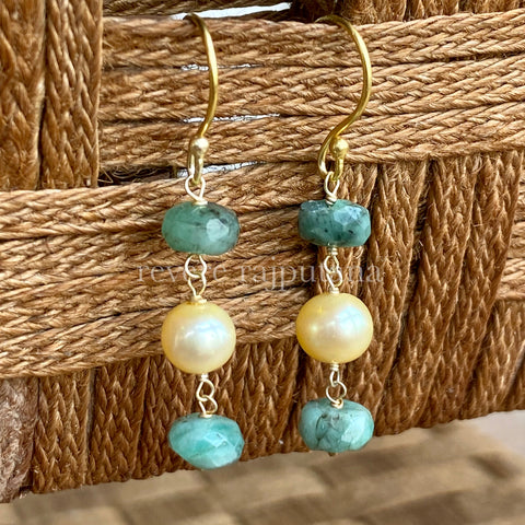 El Verde Earrings