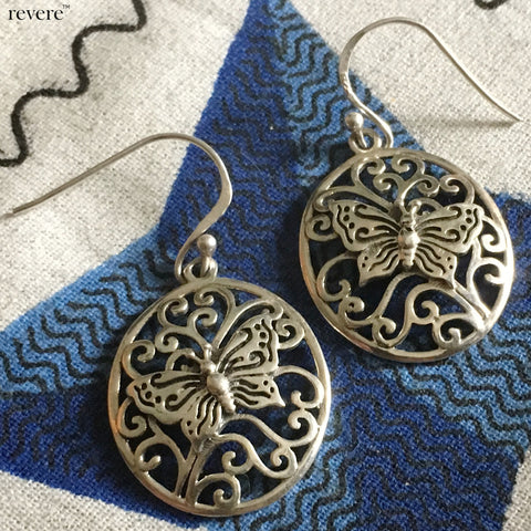 Aabheri Earrings | Sterling Silver