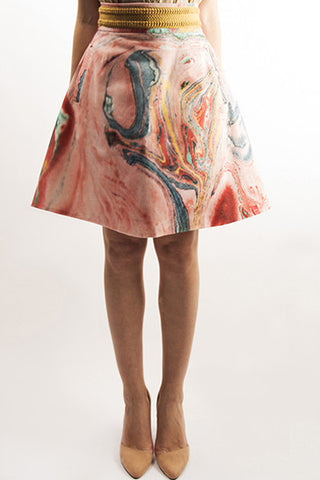 FRESS Marbled Salmon Skirt