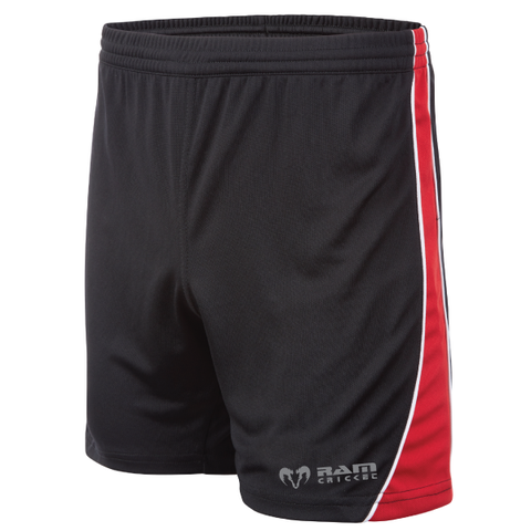 Gym Shorts - Contrast -  Stock