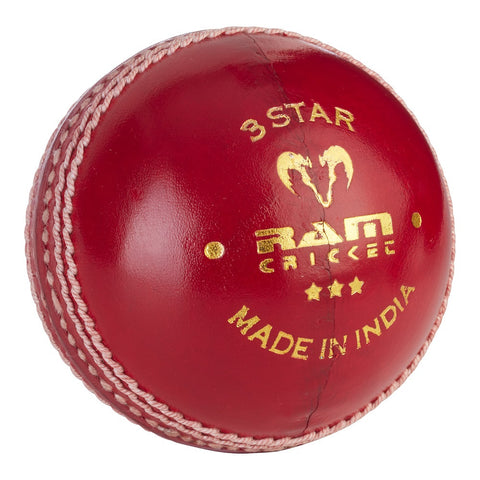 Ram Cricket 3 Star Multi-Purpose Ball - Box of 6