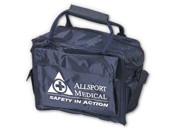 Empty First Aid Bag - Navy Blue