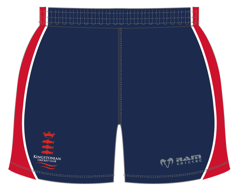 Kingstonian CC - Gym Shorts - Contrast