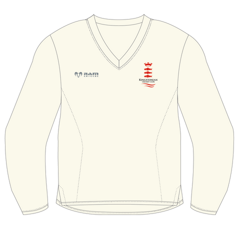Kingstonian CC - Protec Cricket Fleece - Long Sleve
