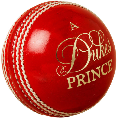 Dukes Prince Match Ball - Box of 6