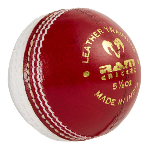 Ram Cricket Leather Multi-Purpose Ball - Box of 6