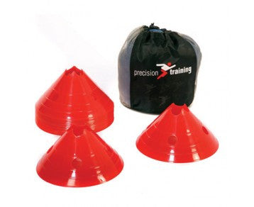 Giant Saucer Cones - set of 20