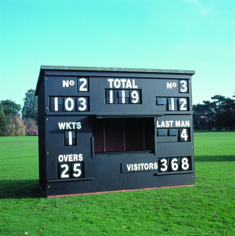 Sit In Cricket Scoreboxes
