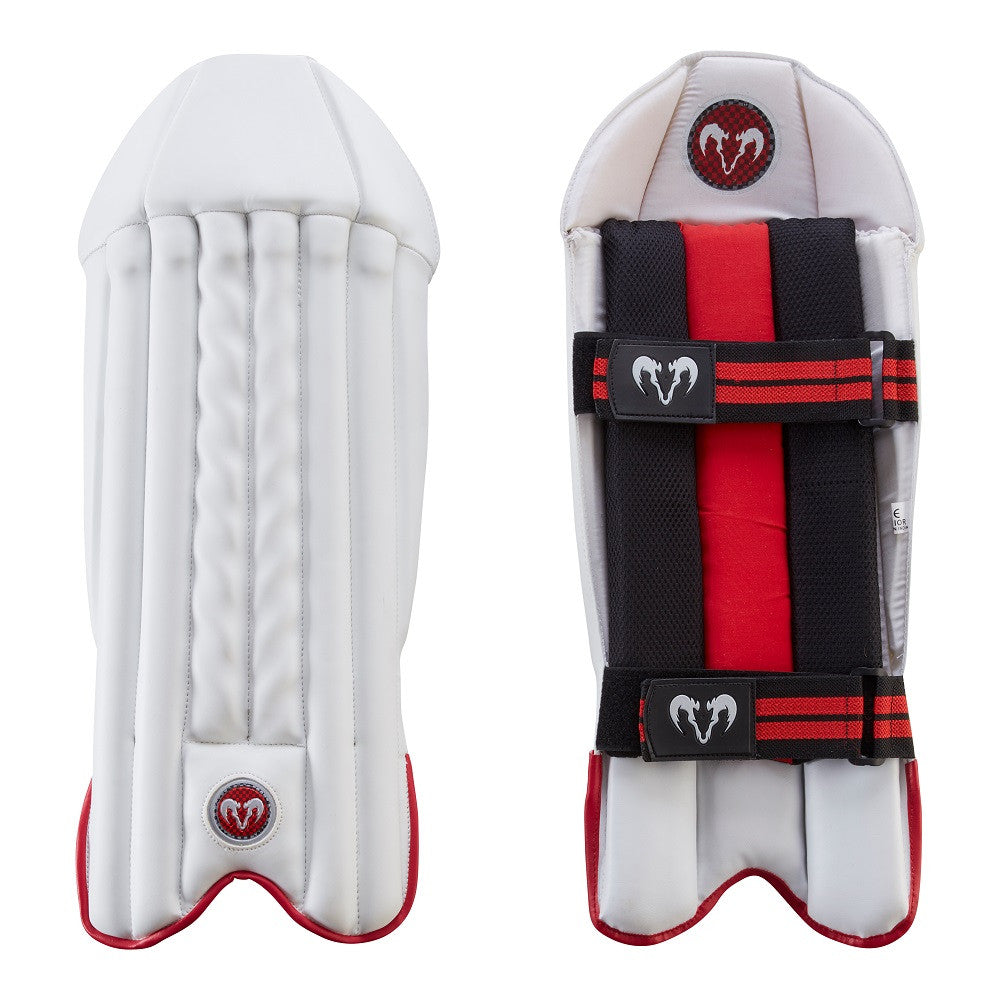 Ram Cricket Wicket Keeping Pads - Small Junior