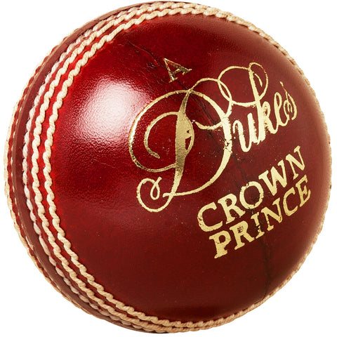 Dukes Crown Prince Match Ball - Box of 6