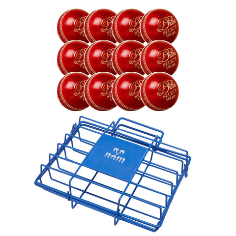 Dukes Select 'A' Match Ball Bundle