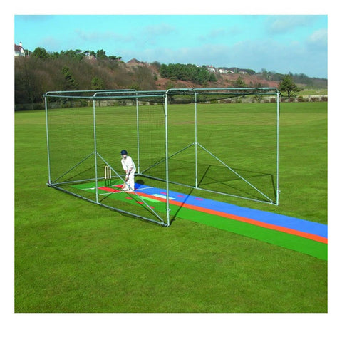 Premier Portable Cricket Cage - 2 Wheel