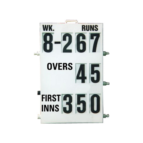 Club Cricket Scoreboard