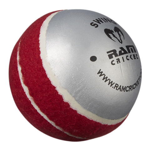 Ram Cricket Swing Ball - Box of 6