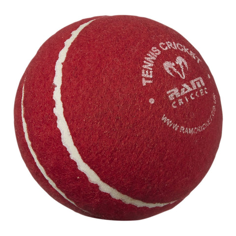 Ram Cricket Tennis Cricket Ball - Box of 6