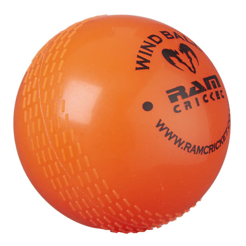 Ram Cricket Wind Ball - Box of 6 - 2016 Spec