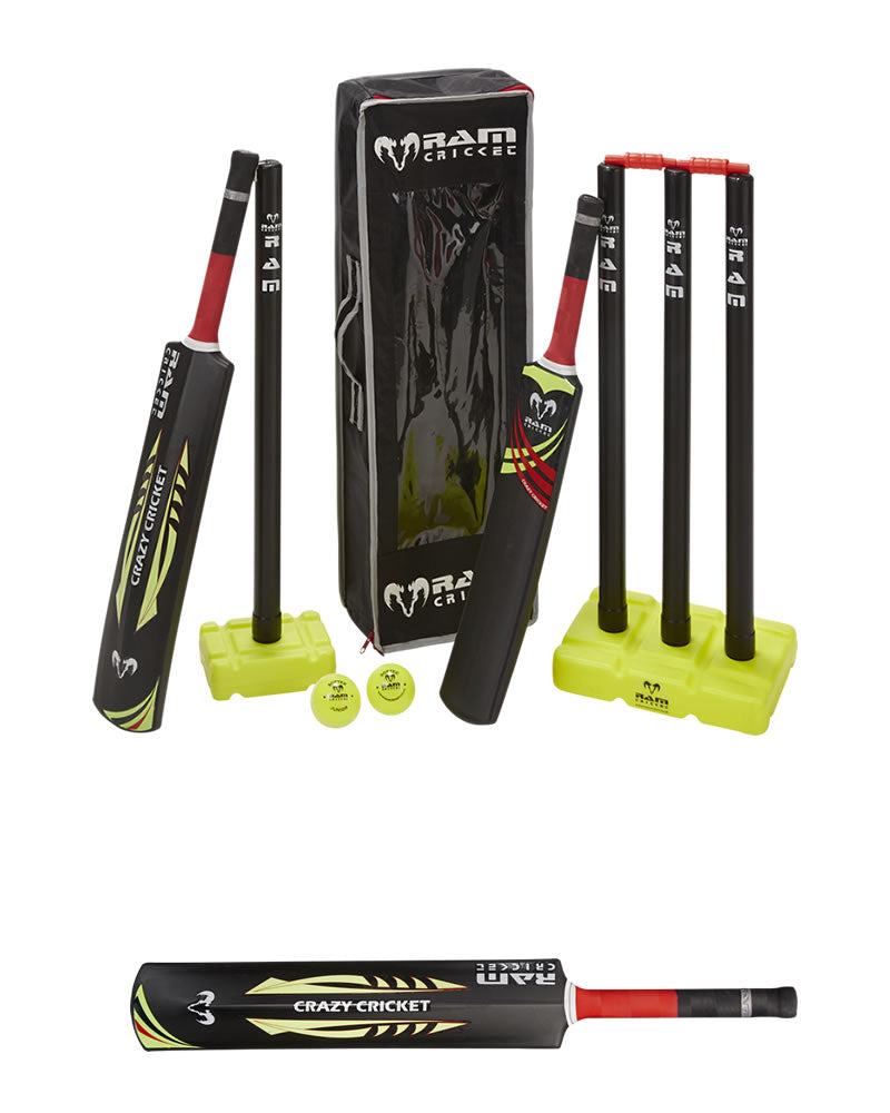 Crazy Cricket Sets