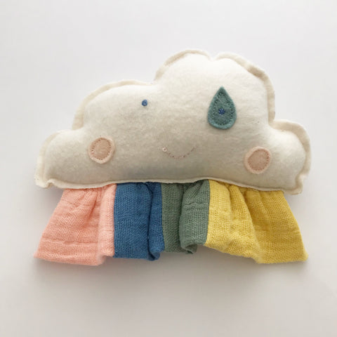 Organic Cloud Friend with Chime