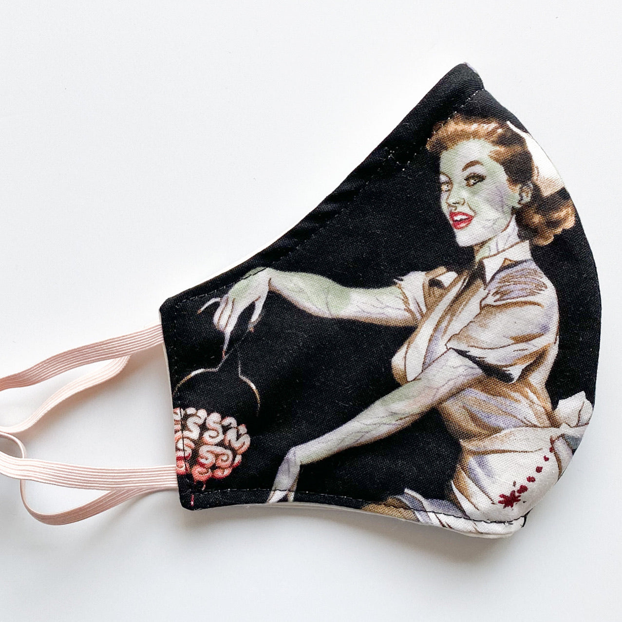 Zombie Pinup Masks - Limited Edition
