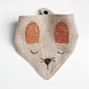 Forest Friends Bib Set - Bunny