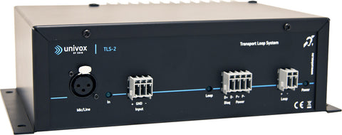 Univox TLS-2, Loop amplifier for trains