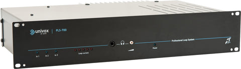 Univox PLS-700 UK, Loop amplifier 650m