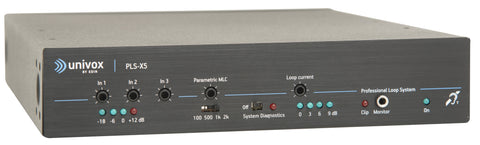 Univox PLS-X5 Amplifier
