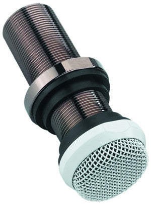 ECM-10/WS, Microphone for flush-mount in susp. ceilings, XLR, excl. ca