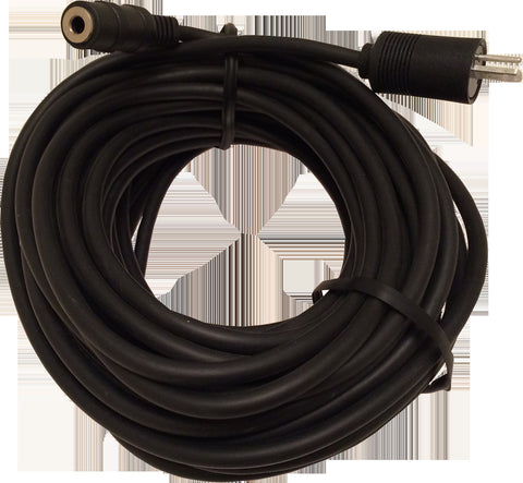 Extension cable for neck loop, 10m