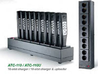 10 unit Uploader and charger