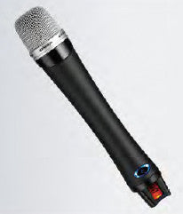 EJ-501TM Hand Held Condenser mic, push to talk. (863 - 865 MHz)