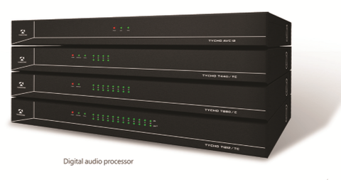 TIMON E Series Digital Audio Processor (8in 8out)