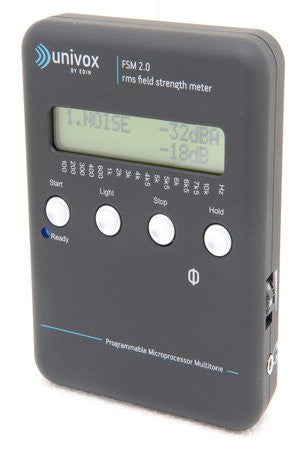 FSM 2 Field Strength Meter         Price Excludes VAT