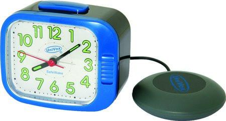 Safewake - Vibrating Alarm Clock and Sound Activated Alarm        (Price Excludes VAT)