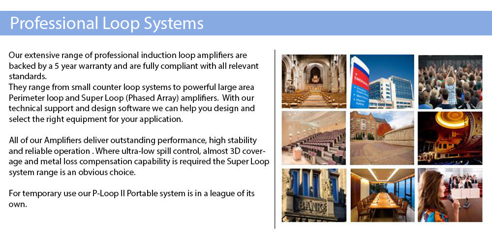 Professional Loop Systems