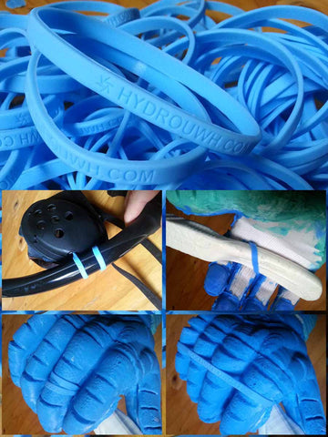 Hydro Ties Accessories - Hydro Underwater Hockey