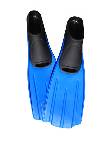 Wettie Blue Fins Fins - Hydro Underwater Hockey