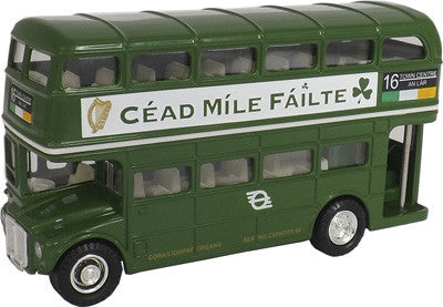 Diecast Model 61051 Dublin Double Deck Bus