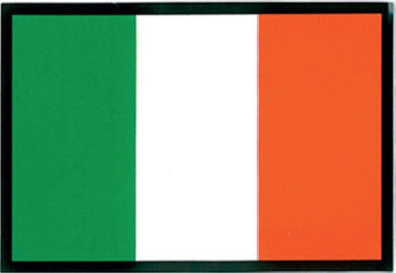 Sticker AS58 Ireland Flag