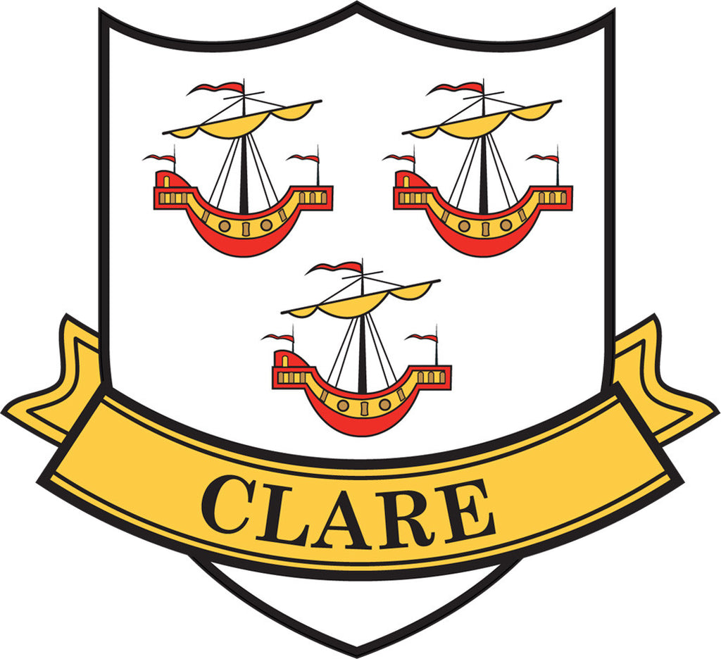 County Sticker CC05 Clare