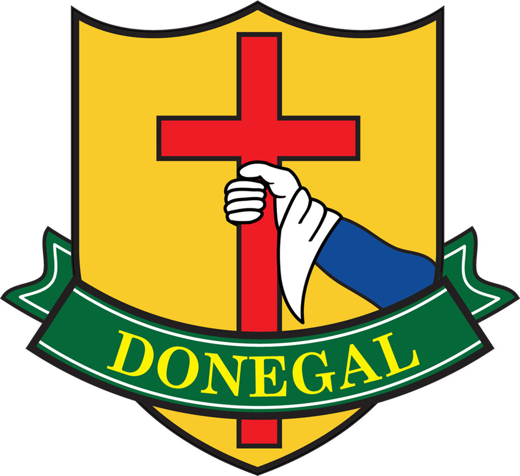 County Sticker CC08 Donegal