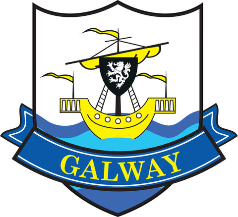 County Sticker CC12 Galway